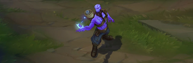 Surrender at 20: 7/6 PBE Update: Pool Party Miss Fortune ...