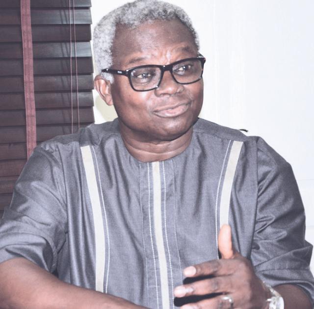 Mr Osita Okechukwu