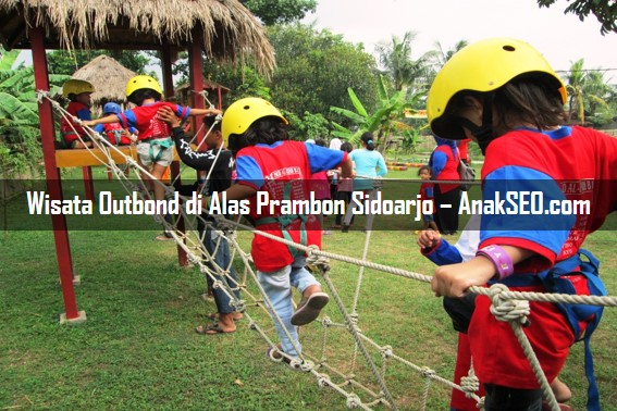 Wisata Outbond di Alas Prambon Sidoarjo