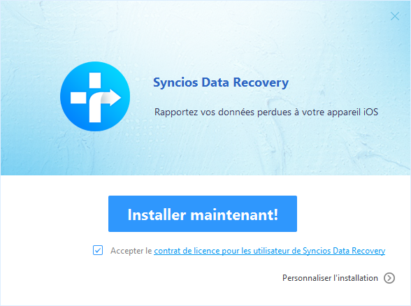 Download Syncios data recovery 2.1.6 +keygen for Windows