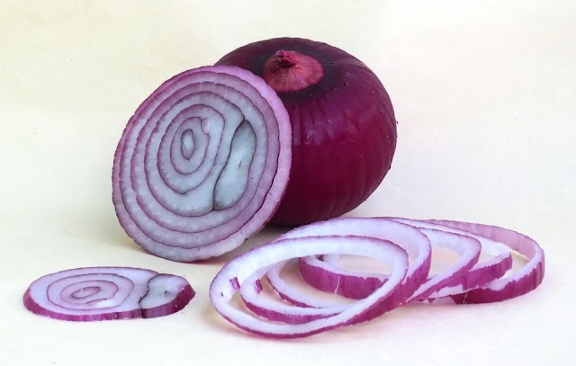 What is the best way to cut an onion without crying?