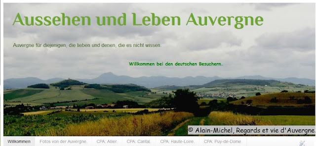 Bienvenue aux visiteurs Allemands