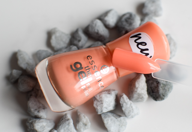 essence the gel nail polish, 57 ice cream party, neuheiten 2016