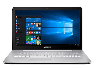 Asus N752VX Driver Download