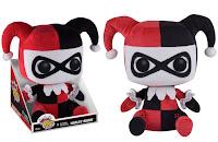 Harley Quinn Funko Mega Pop! Plush
