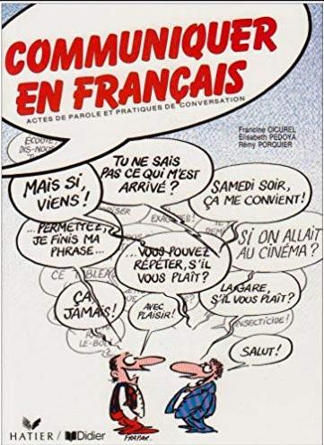 تحميل أحسن كتاب لتعلم التواصل باللغة الفرنسية    Communiquer en français