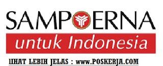 Lowongan Kerja Terbaru Surabaya Sampoerna Maret 2018