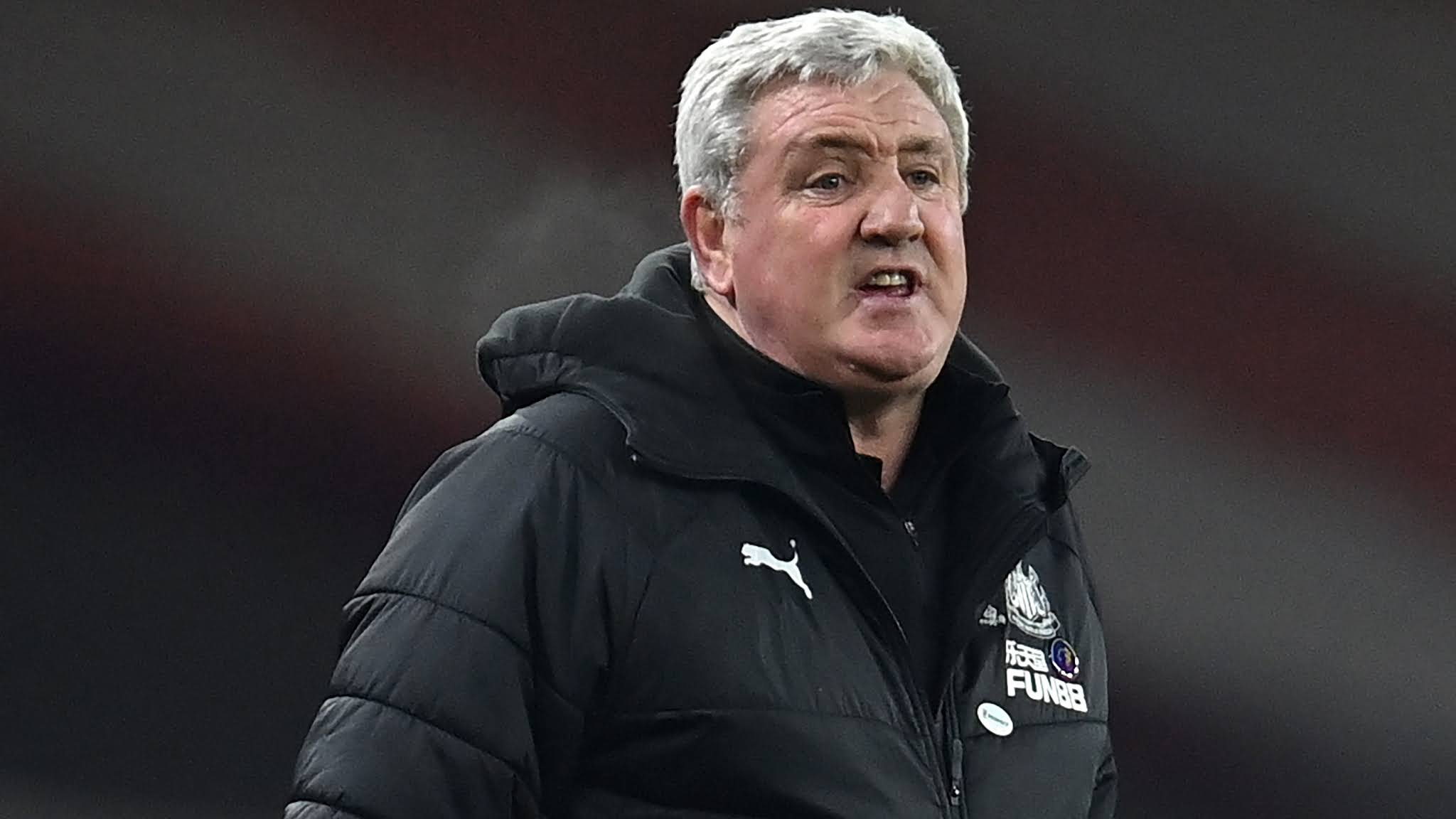 Steve Bruce lashes out at 'frigging hopeless' Newcastle players