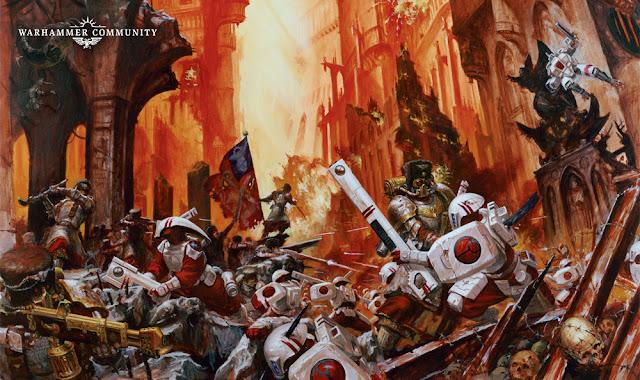 Imperio contra Tau