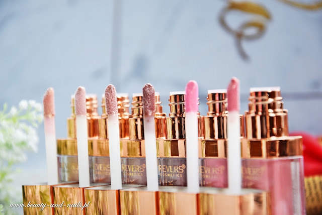 VIVAT SHINE LIQUID LIPSTICK Revers Cosmetics
