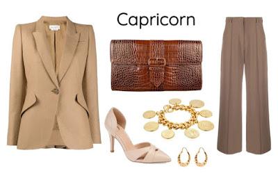 Gaya pakaian Capricorn