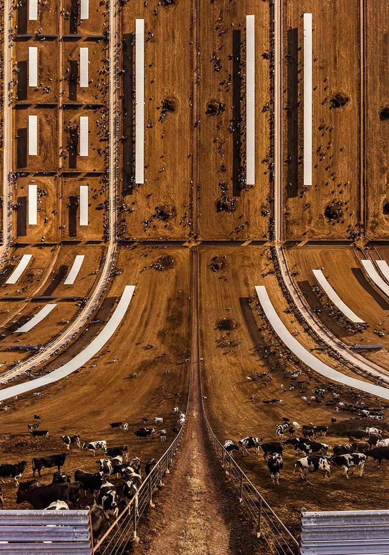 """Flatland II"" a Photography series by Aydin Buyuktas from Turkey."