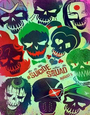 Suicide Squad 2016 English 700MB Cam x264