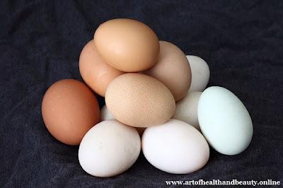 Egg Yolk Hair Mask For Dry Hair