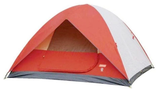 Sewa Tenda Camping di Padang