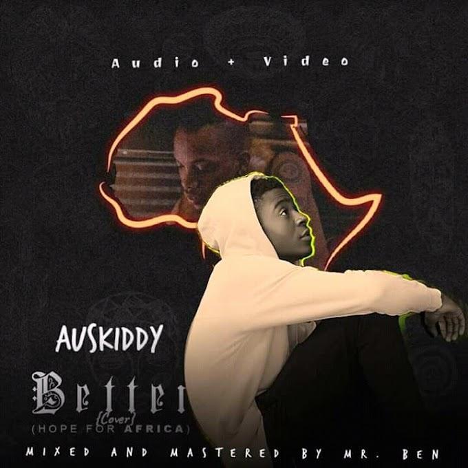 Oluwaskiddy - Better(cover)