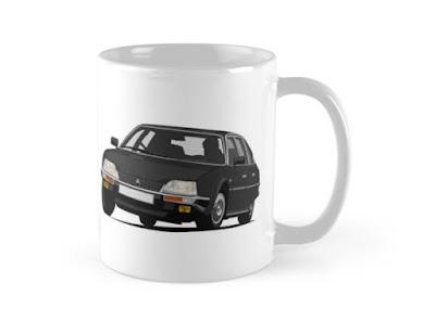 Citroen CX GTi muki