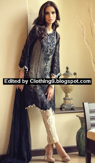 Maria B Mbroidered Eid Collection 2015