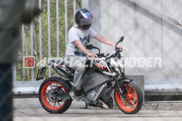 KTM Bangunkan Model Duke Berkuasa Elektrik