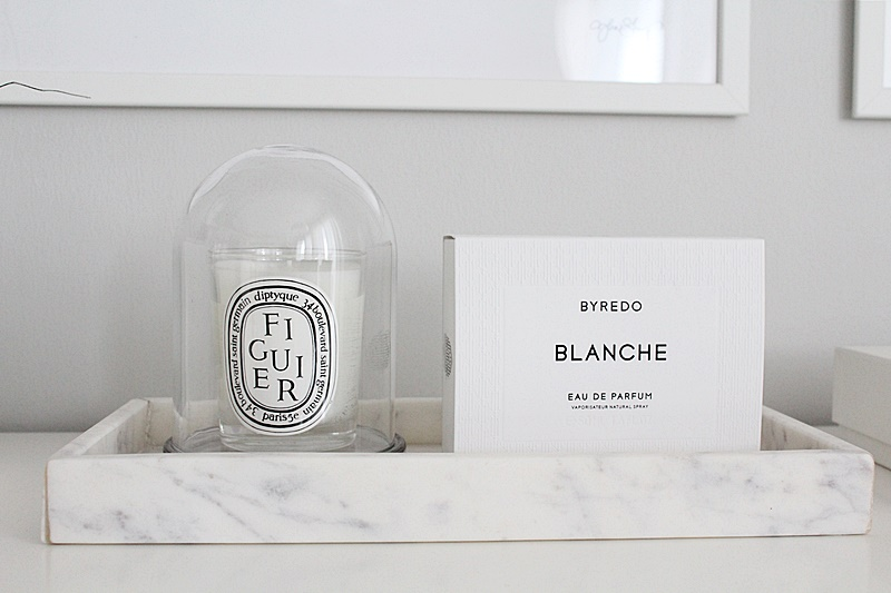 diptyque candle byredo parfume