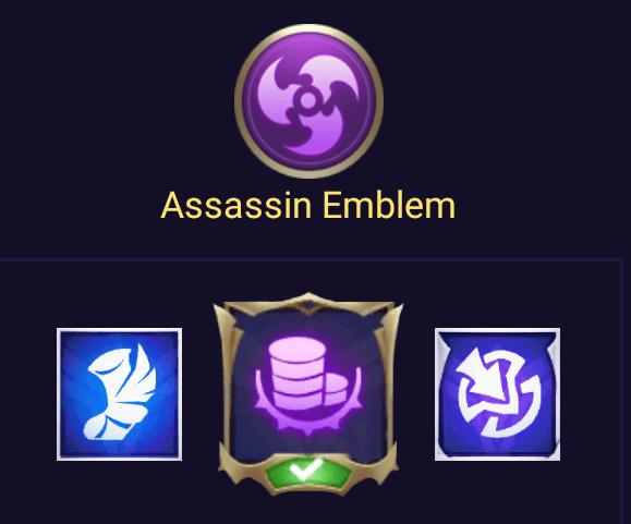 Emblem for paquito