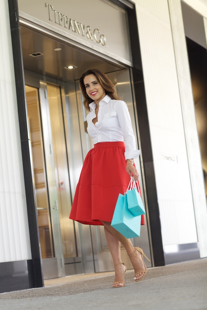 kelly saks miami fashion blogger tiffany & co. bal harbour