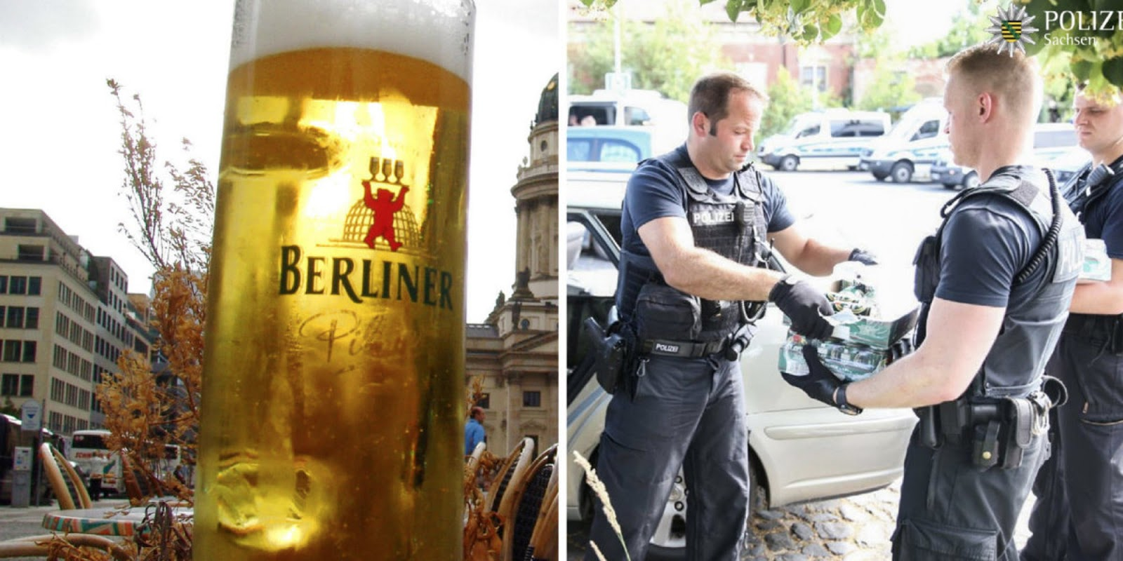 German Residents Bought All Beers in Ostritz Before White Supremacists Arrived for 'Shield and Sword Festival'