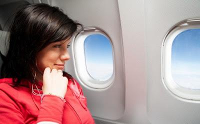 kursi nyaman di pesawat saat peak season