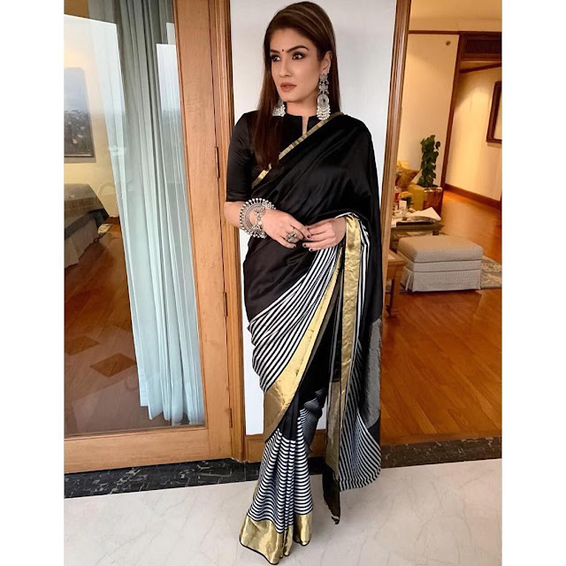 Raveena Tandan  (Indian Actress) Wiki, Age, Height, Boyfriend, Family and More...