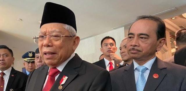 Berpotensi Abuse Of Power, Mohamad Oemar Harus Pilih Di Istana Wapres Atau Komut BUMN?