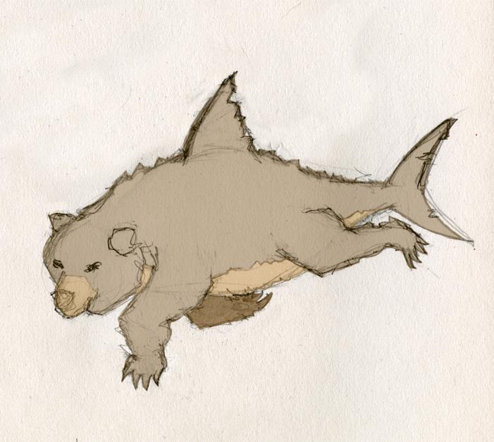Mixed Animals Drawings