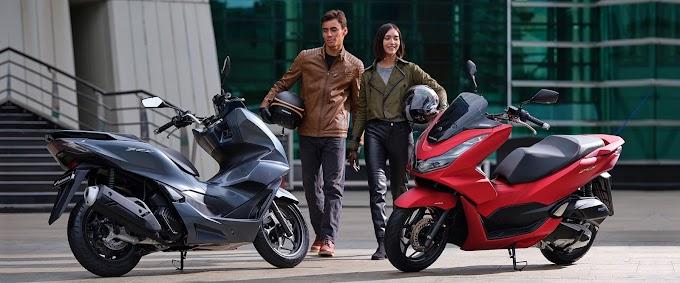 Honda New PCX 160 MY2021 Resmi Meluncur Harga Naik Sedikit