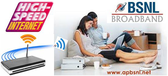 New BSNL Combo Broadband plan 1599 launched in Andhrapradesh and Telangana