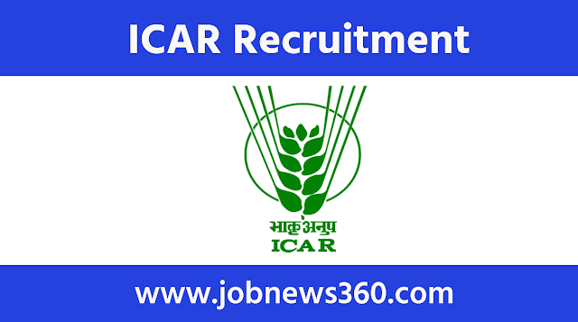 IARI Nilgiris Recruitment 2020 for Project Associate & Field Worker