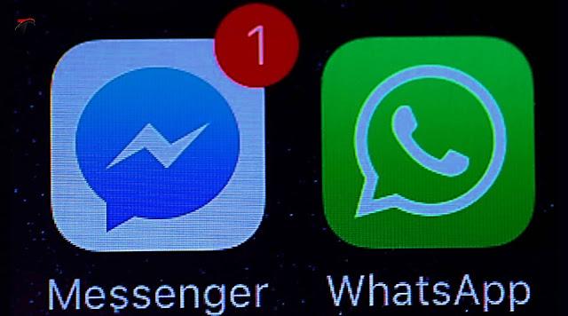 Facebook Messenger & Whatsapp link in future    It's opinion    My Tech Flip