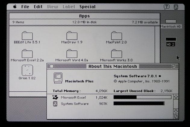 Cara menggunakan Microsoft Office lawas dan Mac Os jadul langsung dari Browser