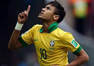 Followers Instagram Terbanyak di Dunia Neymar