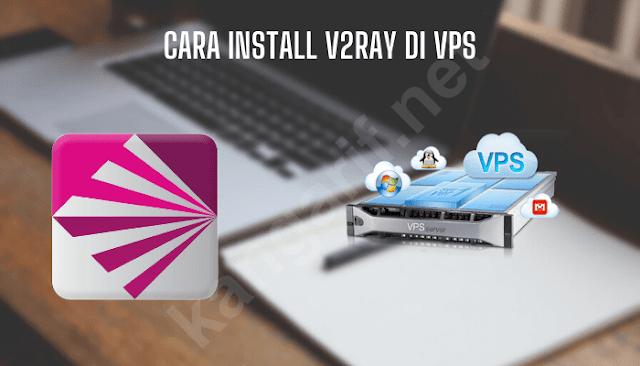 cara install v2ray di vps