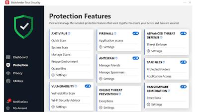Bitdefender 2021 Total Security Free Download