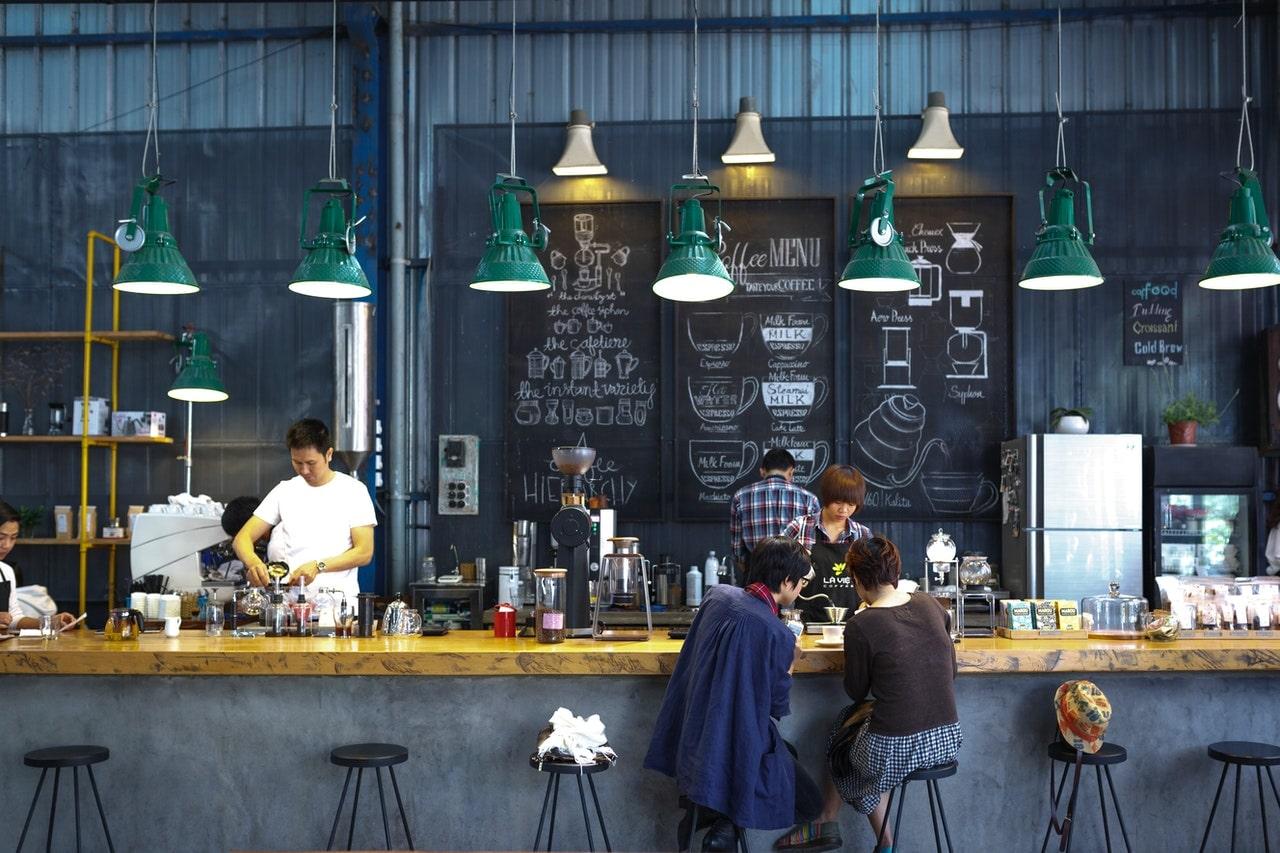 ธุรกิจร้านกาแฟ!! อาชีพอิสระที่น่าลงทุน