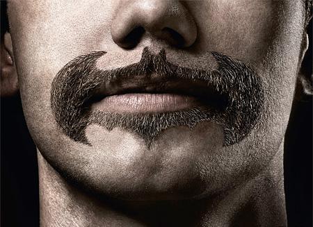 Amazing 2013 Cool Superhero Beards