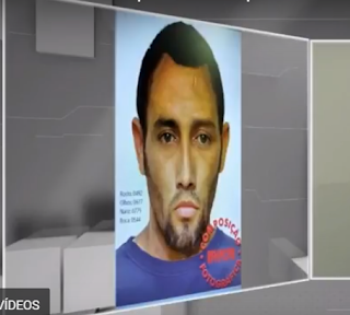 Resultado de imagem para Polícia divulga retrato falado de suspeito de estuprar adolescente