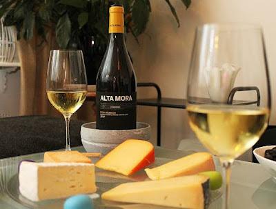 Alta Mora Etna Bianco 2017 – valkoviiniä historiallisesta Carricante -rypäleestä