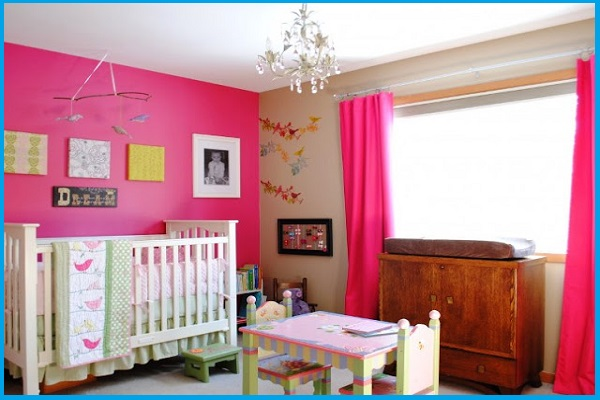 Baby Girl Room Ideas | New Decoration 2021