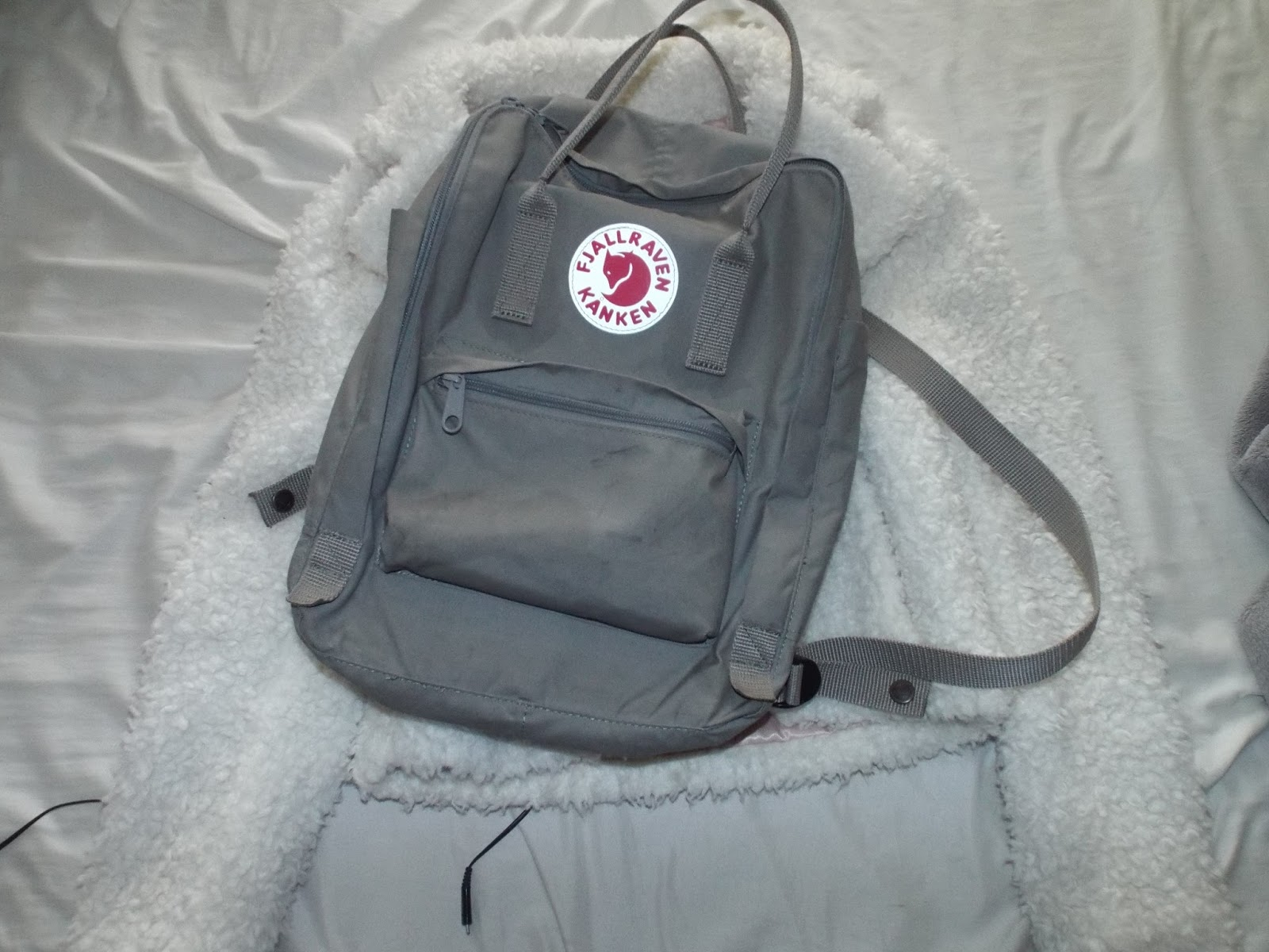 The Fjallraven Kanken is a Swedish brand backpack is known for its  durability and versatility and its many varieties of color you can chose  from. 52ab9e9ac6fd3