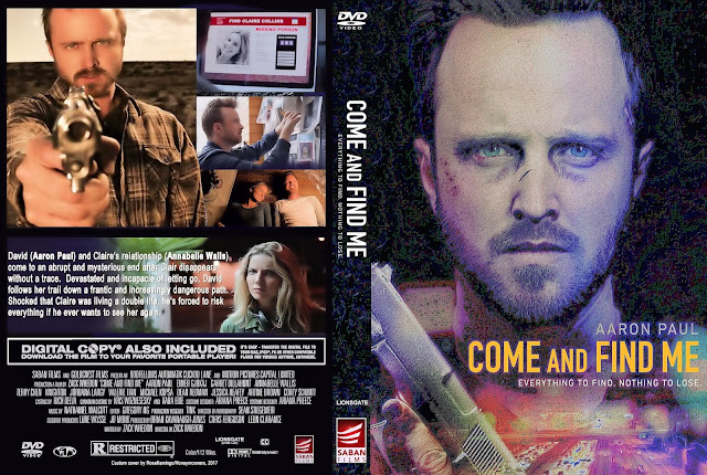 Come And Find Me DVD Cover