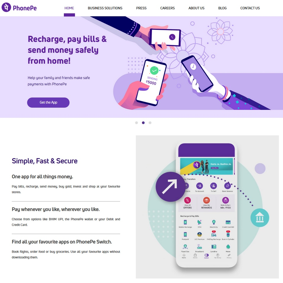 PhonePe bookmakers