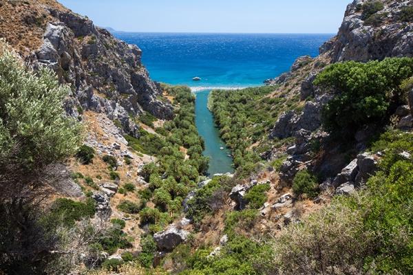 Preveli Creta