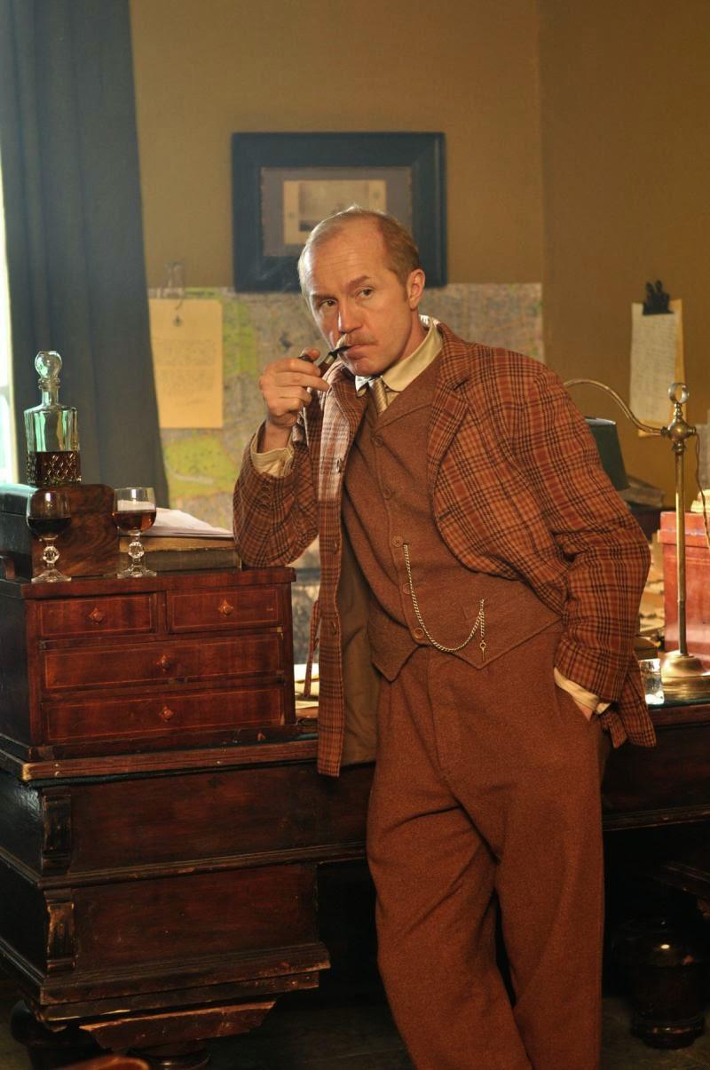 Russian Watson Andrei Panin new Russian Sherlock Holmes 2013 TV Series Episode 1 221 B Baker Street