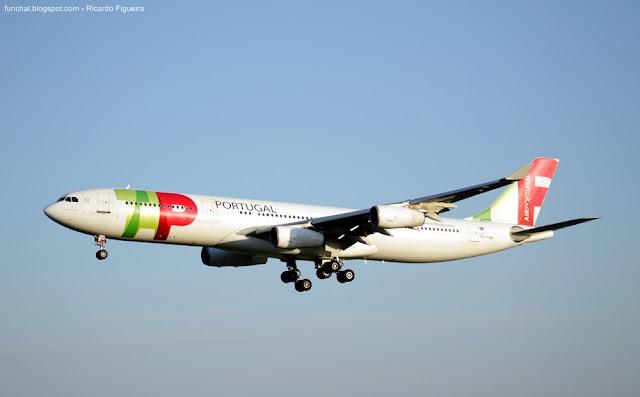 AIRBUS A340 - CS-TOB - TAP AIR PORTUGAL - LPPT - AEROPORTO HUMBERTO DELGADO - AEROPORTO DE LISBOA